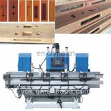 TC-60MS-CNC automatic high-speed and full function wooden-door lock-hole and hinge boring machine