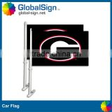 Cheap Custom Car Flags,car window flag,car hood flag