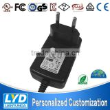 USA/Australia/Europe/UK plugs set top box adaptor 220v ac dc 7.5v power adapter made in China