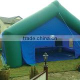 inflatable tent , LZ-E1734 most popular large advertising inflatable tent