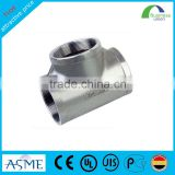 45 degree pipe fitting lateral tee,equal tee,butt weld pipe fitting