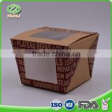 Wholesale best quality recyclable easy storage take away salad box                                                                         Quality Choice