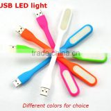 cheap usb led light mini usb led desk lamp 5V 1.2W mini led reading lamp for promotional gifts