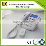 elderly care products landline phone emergency one button telephone sos emergency phone for blind people