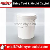 Round Paint dye bucket mould
