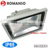 Factory directly sale aluminum Bridgelux chip 50w led flood light motion with SAA CE ROHS approved