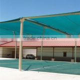 sun shade net / shade sail / shade cloth for carports