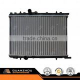Alibaba wholesale Hebei Guanzhou casting foundry made custom made air cooled brazed aluminum auto radiator