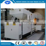China Biomass pellet burner