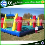 Customize inflatable football arena for sale