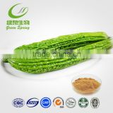 100% fresh Bitter Melon Extract powder