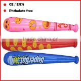 inflatable baseball bat factory directly sale free sample and cheap price