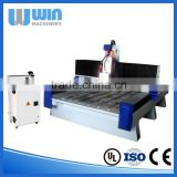 European Quality 1300x2500mm Cnc Stone Carving Machine for Carving Stone, Marble, Granite