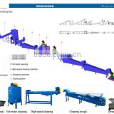 2014 CE Plastic Regeneration Line for PP/PE /PET film/bottle, plastic bottle crushing washing drying recycling line