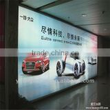Flex Banner Billboard PVC material coated fabric