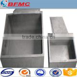 High pure Graphite boat for Permanent magnetic material