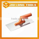 ABS plastic handle polished blade plastering trowel marshalltown trowel for construction