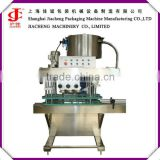 soft drink screw capping machine from jiacheng factory