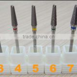 solid carbide bur Inverted conical Carbide burrs Alloy Rotary File