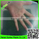 2016 best selling 100% virgin LDPE transparent plastic film/greenhouse cover/UV resistance greenhouse film
