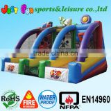 exciting inflatable sports ball game for sale,inflatable basketball/football/soccer game,inflatable ball game