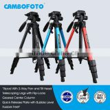 2015 Professional Tripod, Universal 1.4m Digital Tripod Camera, Mini Tripod stand for Digital Camera