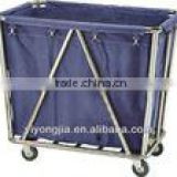 Hotel Trolley Room Service Carts with wheels guest room service carts linen trolley service carts