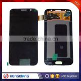 wholesale price lcd assembly replacement for samsung s6, for samsung s6 lcd screen with assemblt