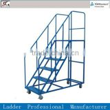 Construction Iron steel Step climbing Ladder