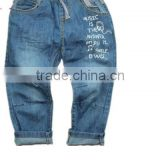 kids jeans rib jeans new design funky denim jeans pants baby moda boys jeans denim hot pants trousers