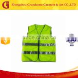 High Visibility Warning Waistcoat, Reflective Safety Vest