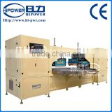 PVC Fabric Filter, PP, Non Woven Air Filter Bags Double Heads High Frequency Welding Machine