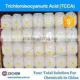 water treatment chemical Trichloroisocyanuric Acid TCCA CAS NO:87-90-1                                                                         Quality Choice