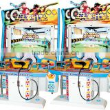 2014 New Coin Operated Olympic Shooter Gun Shooting Video Game Amusement Machine