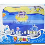 baby music play mat, ocean animals
