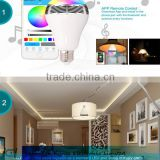 4W Colorful Lighting with Built-In 4W Bluetooth Speaker Music Player