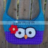 handmade crochet animal owl sale on baby bag                                                                         Quality Choice