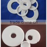 high temperature resistant high corrosion resistant flange PTFE gaskets for chemical as customized