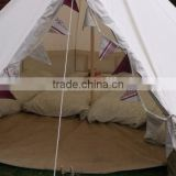 Bell Tent , 100 % Cotton Canvas waterproof