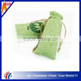 Chinese factory Naturally Reusable Removes Odors in Shoes, Office, Luggage. mini Air Purifying Bamboo Charcoal Bag