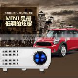 Mini projector Best quality ,cheap short throw projector full hd 1080p ,150 lumens projector