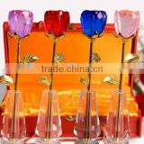 wholesale engraved new deisgn crystal vase