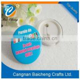Hot sale painting custom blank button badge                                                                         Quality Choice