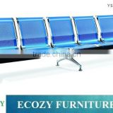 Metal Steel public furniture seat, waiting area chairs, airport chair furniture                                                                         Quality Choice