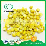 Natural hot sale 100% natural freeze dried sweet corn