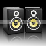 Active 2 Way multimedia Studio Monitors with 5-Inch Woofer 1-InchTweeter and 35 Watt class-D amplifier for home studios