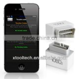 Xtool iOBD2 MFi BT bluetooth obd2/eobd iPhone&Android supported auto electrical diagnostic tools