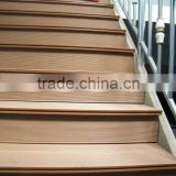 acacia wood stair treads design/stair accessories