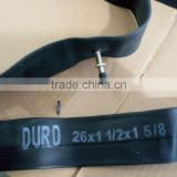 duro bicycle tube 12x1-1/2x2-1/4 26x1.75/2.125 26x1 1/2x1 5/8 24x1.75 DURO bicycle inner tube