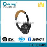 Bluetooth OEM Active Noise Cancelling Bluetooth Headphones With Headband ANC BT Headset wireless